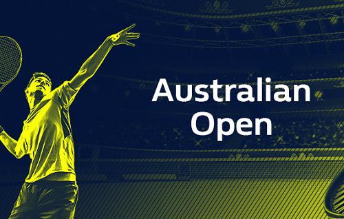 tennis Australian open Canada