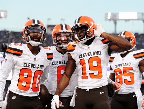 Cleveland Browns Betting CA
