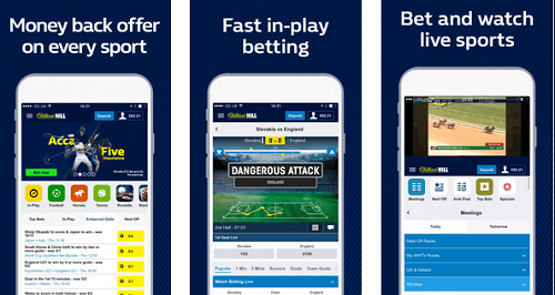 William Hill Sportsbook CA