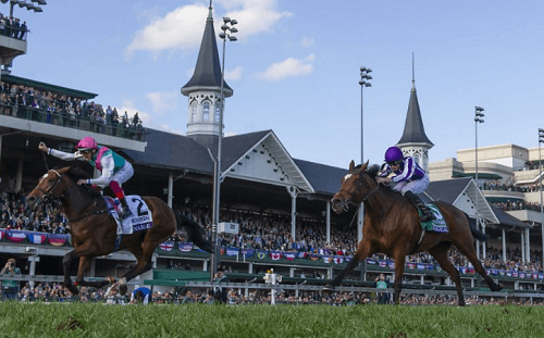 Breeders Cup Turf Guide CA