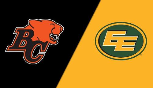 Edmonton Eskimos Preview Canada