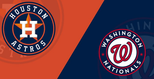Houston Astros vs. Washington Nationals Canada