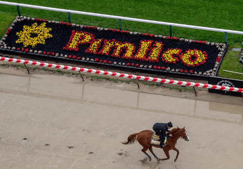 Pimlico Race Track CA