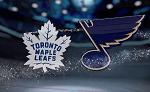 Buffalo Sabres vs. Toronto Maple Leafs
