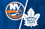 Toronto Maple Leafs vs. New York Islanders