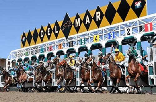 Del Mar Racetrack Canada