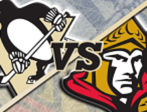 Pittsburgh Penguins vs. Ottawa Senators NHL Game Preview