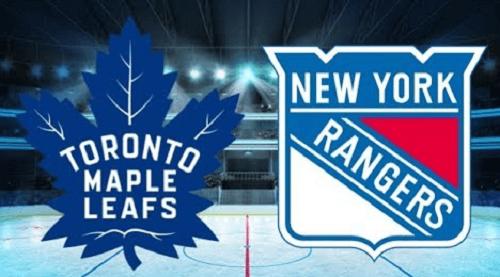 Toronto Maple Leafs NHL Game