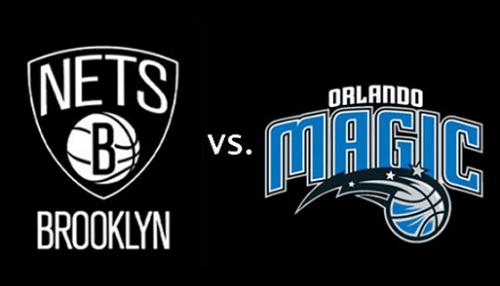 Brooklyn Nets vs Orlando Magic