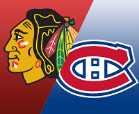 Canadiens vs. Blackhawks