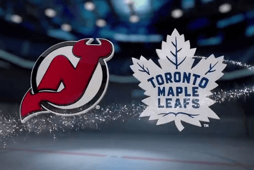 Maple Leafs vs. Devils