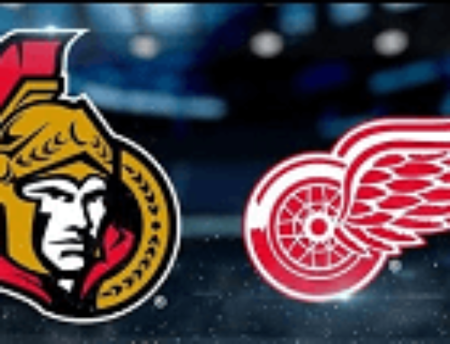 Wings vs. Ottawa NHL Match Preview Canada