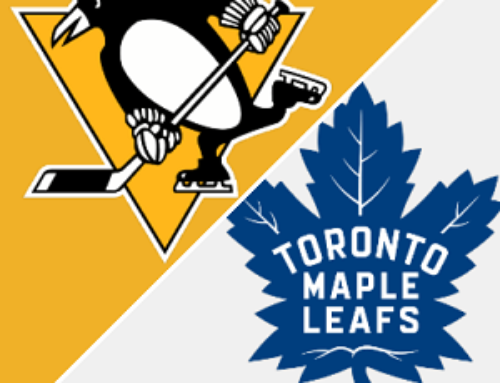 Maple Leafs vs Penguins NHL Game Preview 2020/02/18