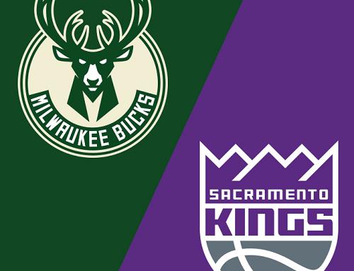 Milwaukee Bucks vs Sacramento Kings NBA Game Preview