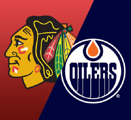 Oilers vs Blackhawks