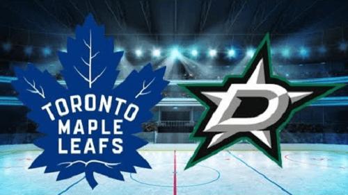 Stars vs Maple Leafs Canada Preview